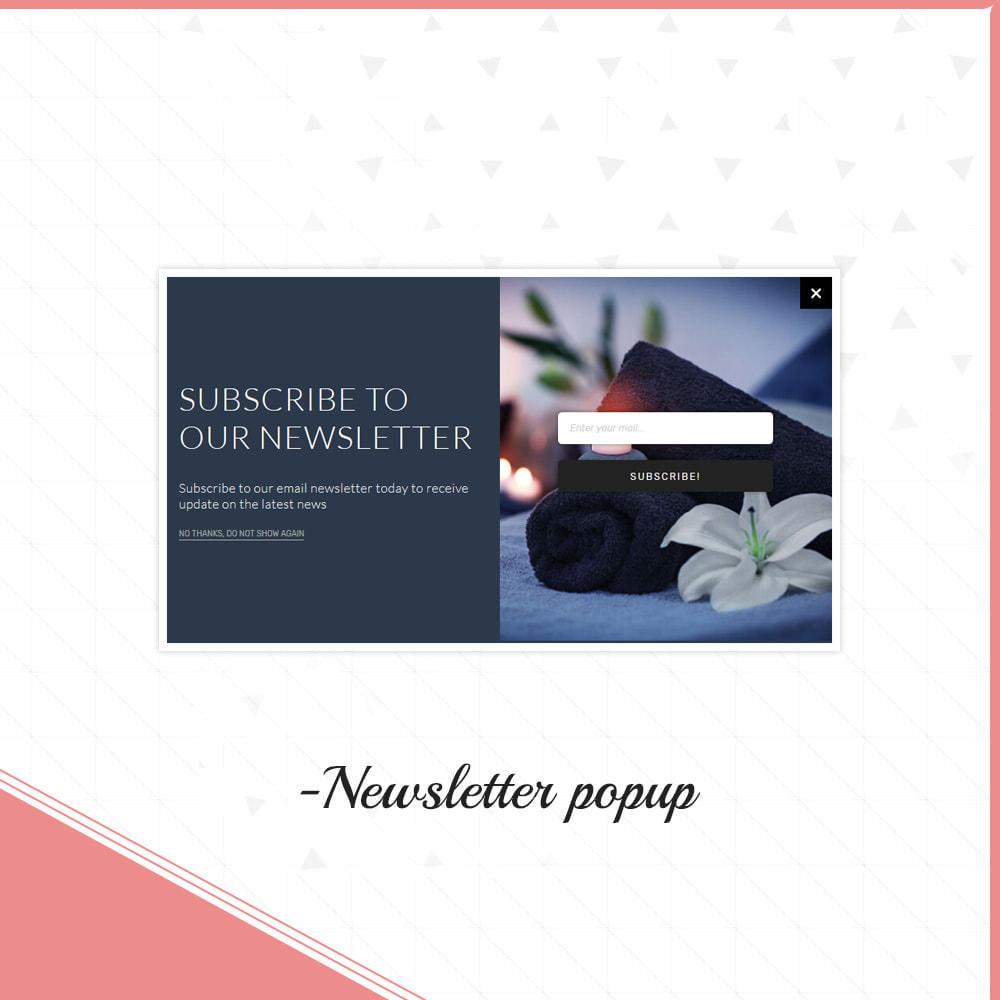 theme - Gesundheit & Schönheit - Cosmatic Bloomley – Cosmatic Shop - 10