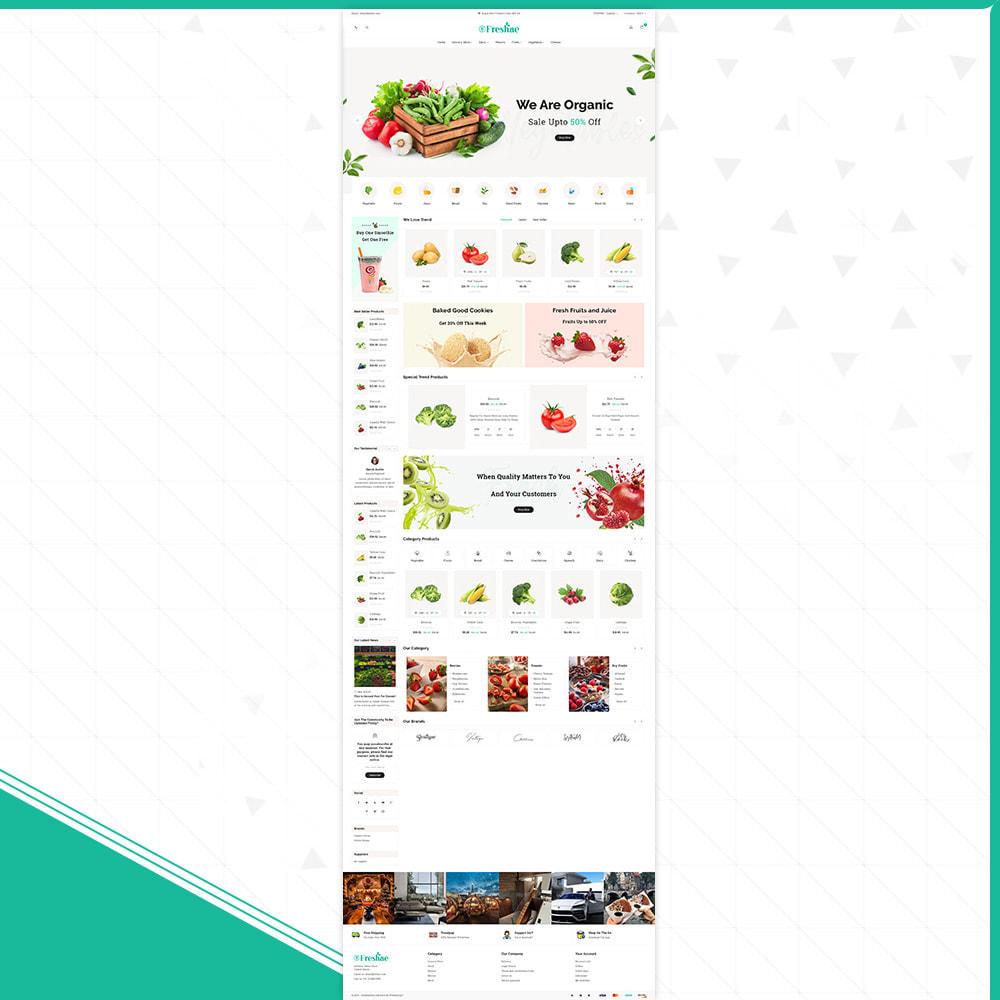 theme - Health & Beauty - Grocery Freshae – Fresh Fruit Shop - 2