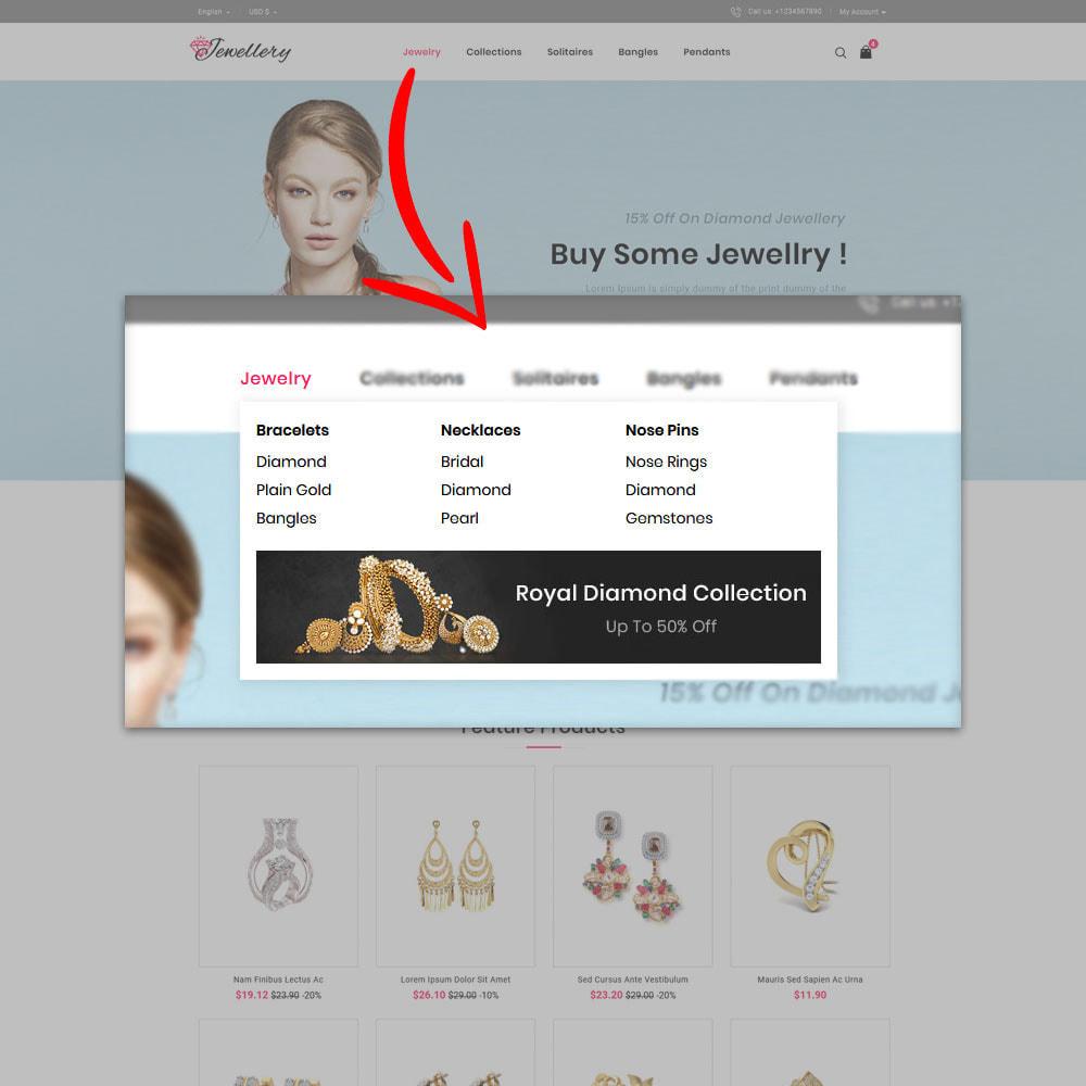 theme - Bijoux & Accessoires - Jwellery Shop - 7