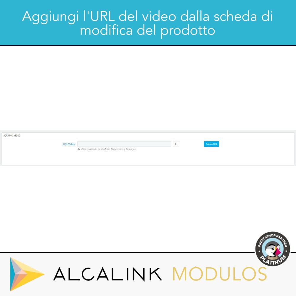 module - Video & Musica - Video nel schede del prodotto - Youtube, Dailymotion... - 7