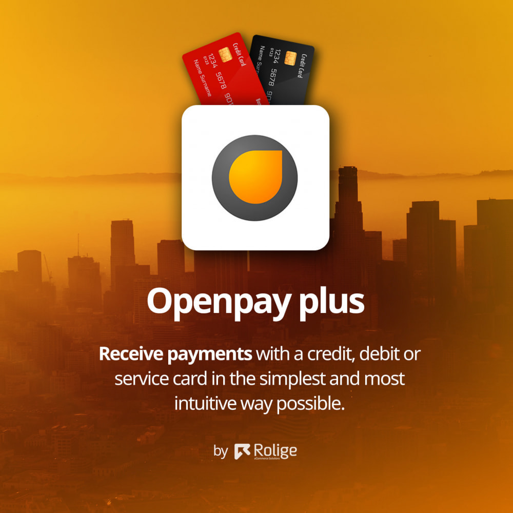 module - Payment by Card or Wallet - Openpay Plus - 2