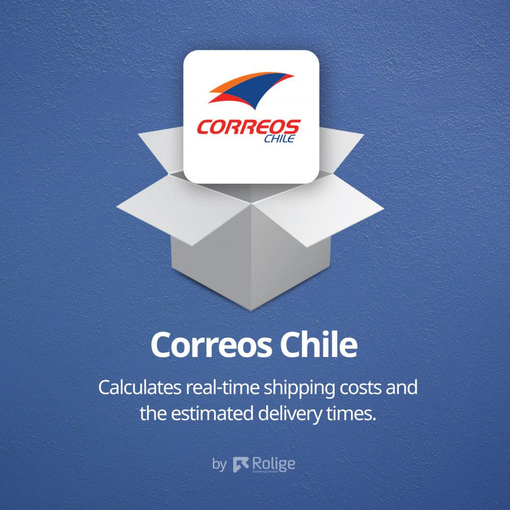 module - Verzendkosten - Correos Chile - 2