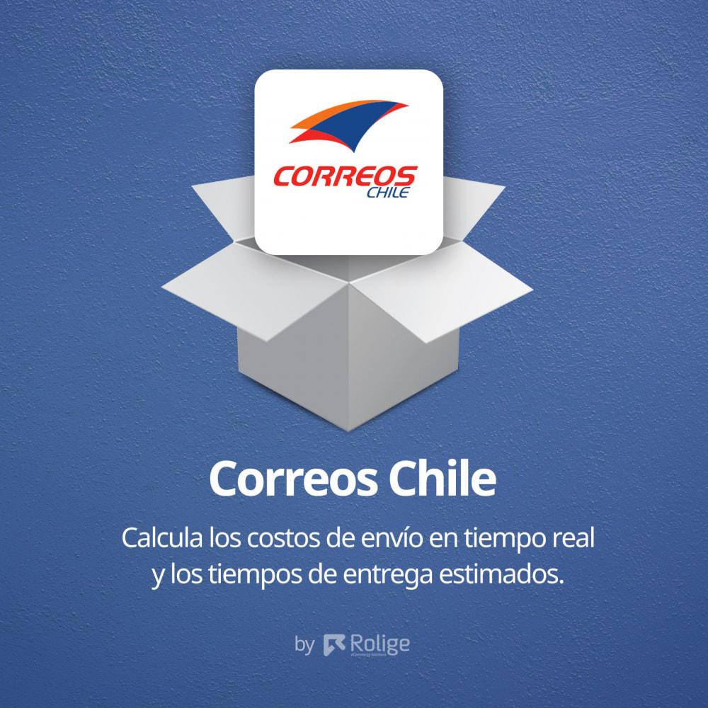 module - Gastos de transporte - Correos Chile - 2