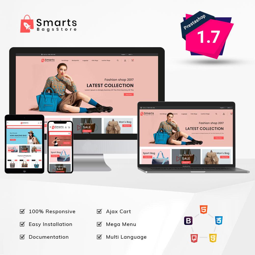 theme - Fashion & Shoes - Smart Bag's Shop - 1