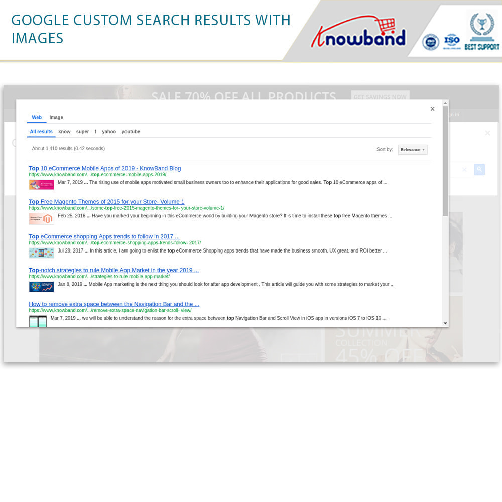 module - Ricerche & Filtri - Google Custom Search - 2