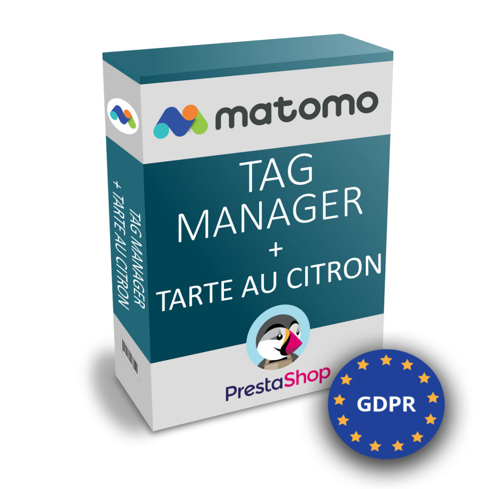 module - Администрация - Matomo tag manager + Cookie manager & banner (GDPR) - 1