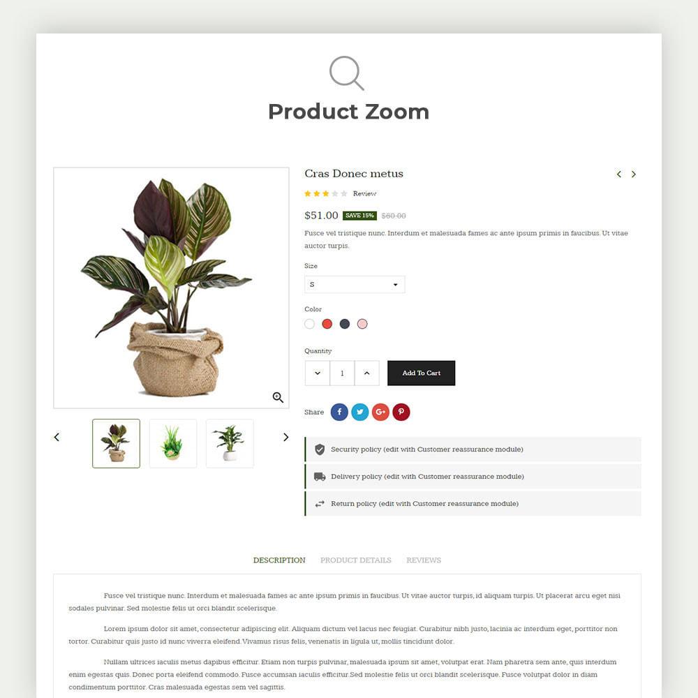 theme - Dom & Ogród - Plantza Plant Store - 8