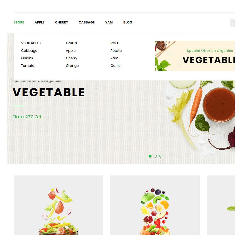 theme - Moda & Obuwie - EatFresh Vegetables & Fruits Shop - 8