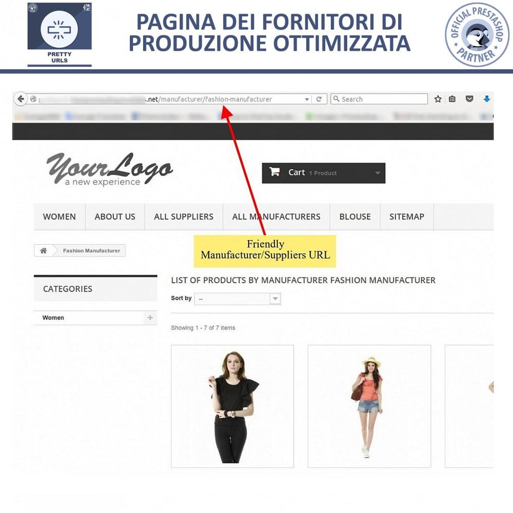 module - URL & Redirect - Pretty URL - Rimuovere ID e Numeri dalle URL - 18