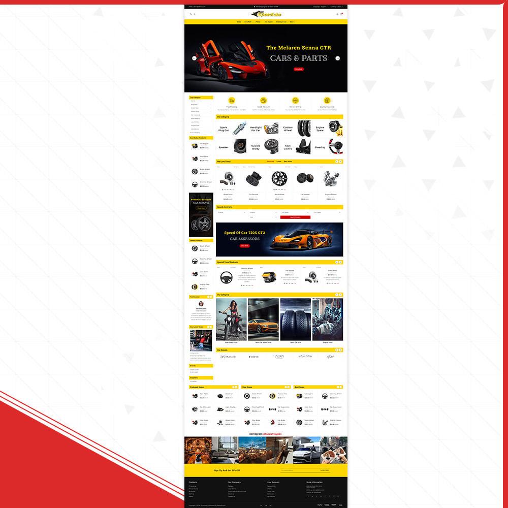 theme - Automotive & Cars - Auto Part – Speedlabs Mega Shop - 2