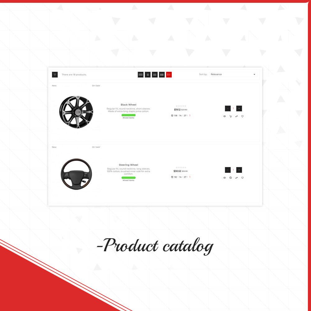 theme - Automotive & Cars - Auto Part – Speedlabs Mega Shop - 11