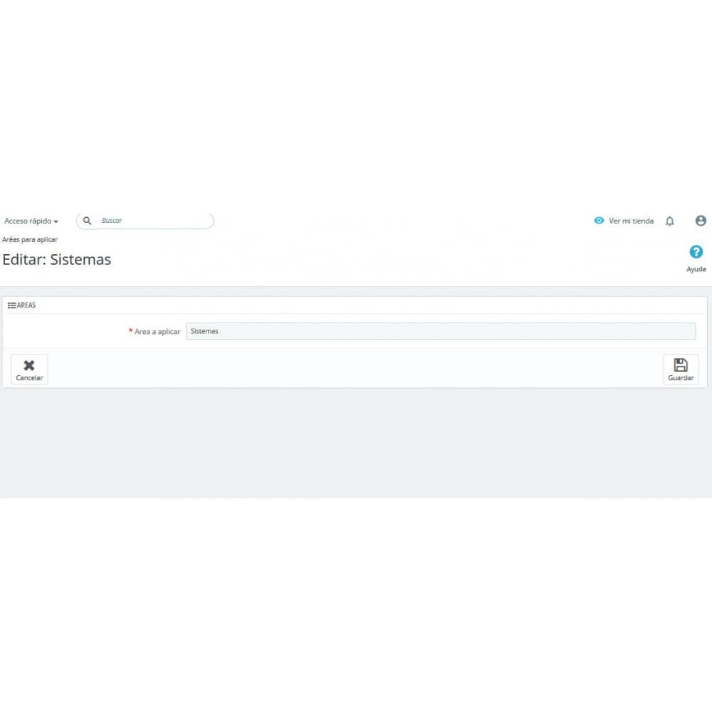 module - Kontaktformular & Umfragen - Contact Form CV - 6