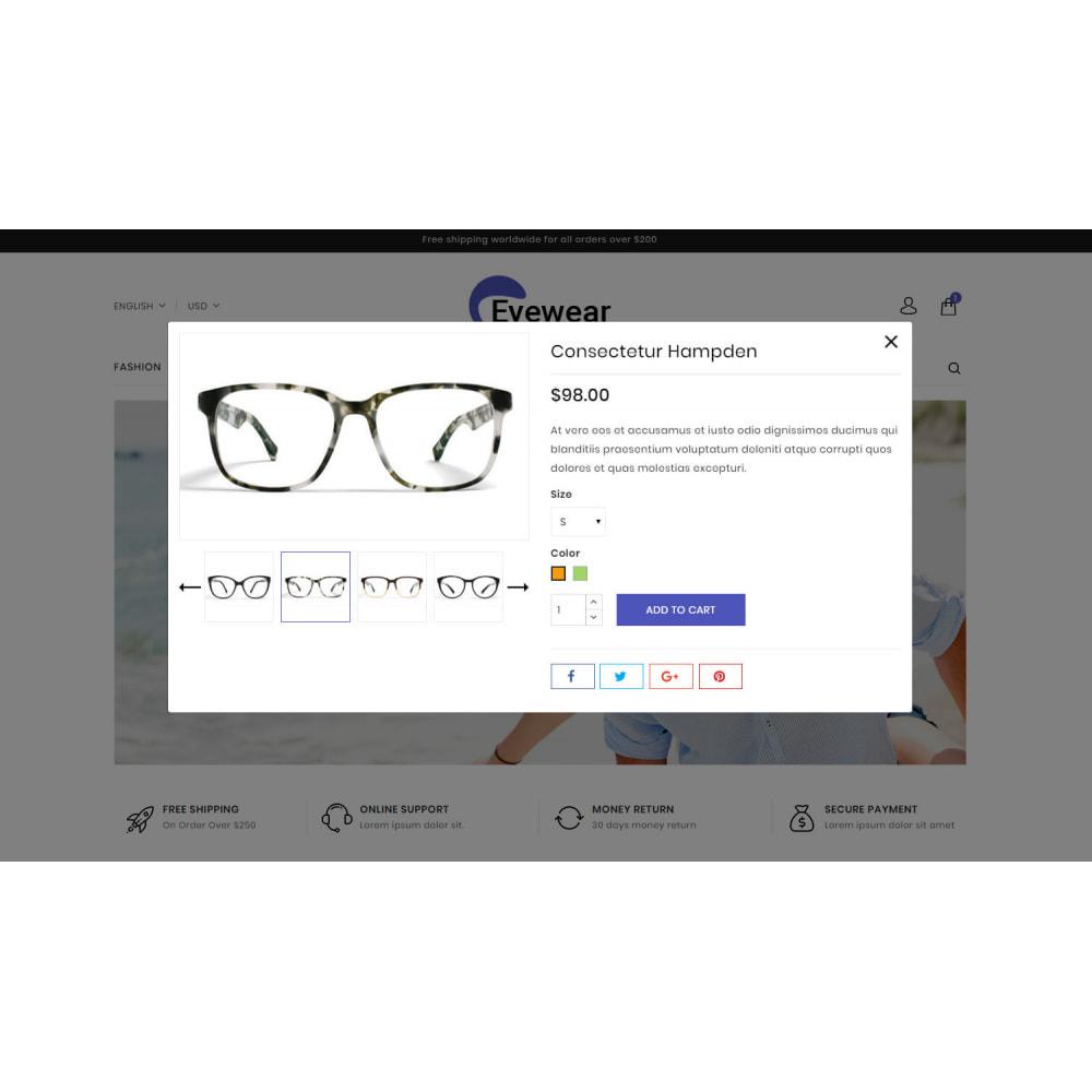 theme - Jewelry & Accessories - Eyewear - Glasses Store - 7