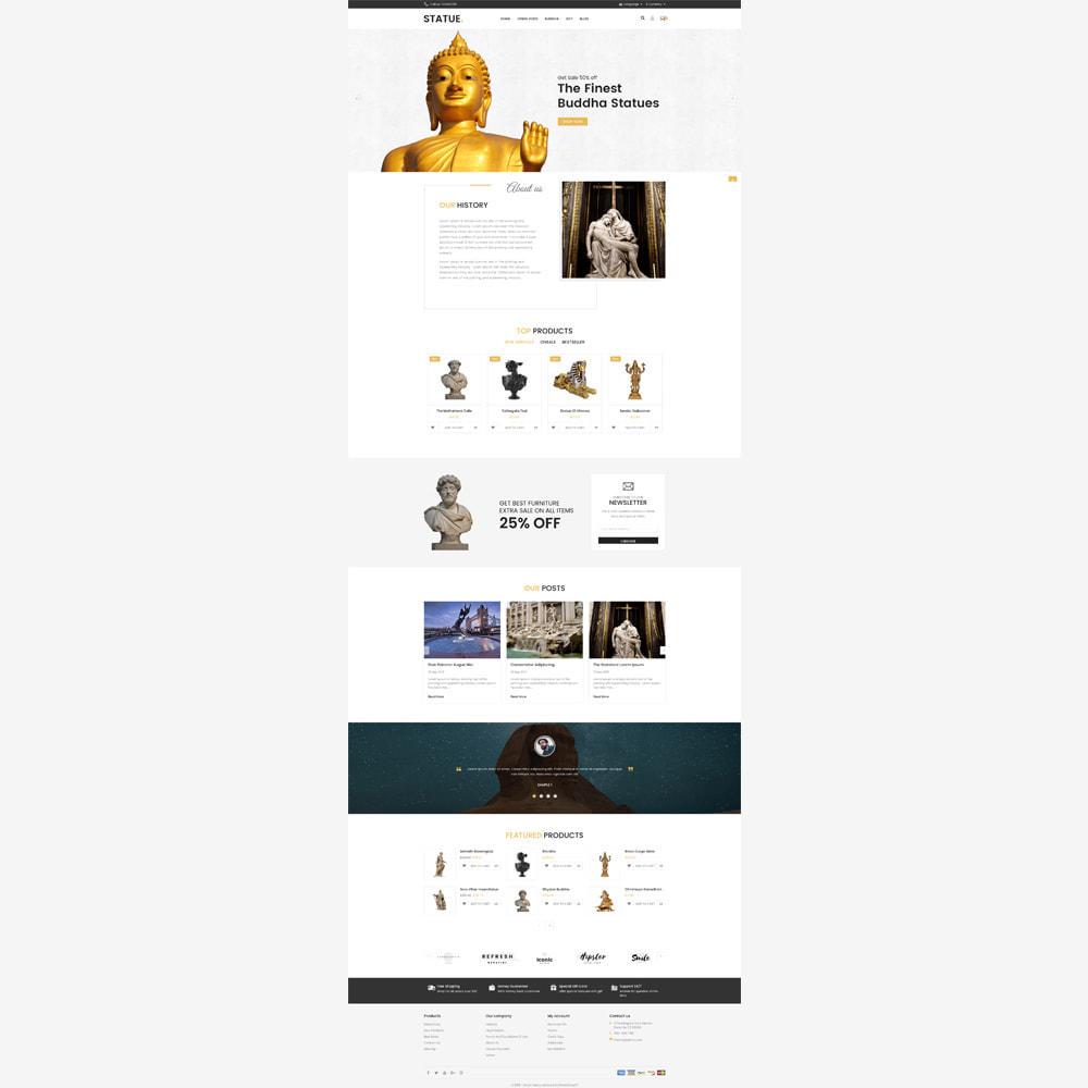theme - Art & Culture - Statue - Responsive Store - 2