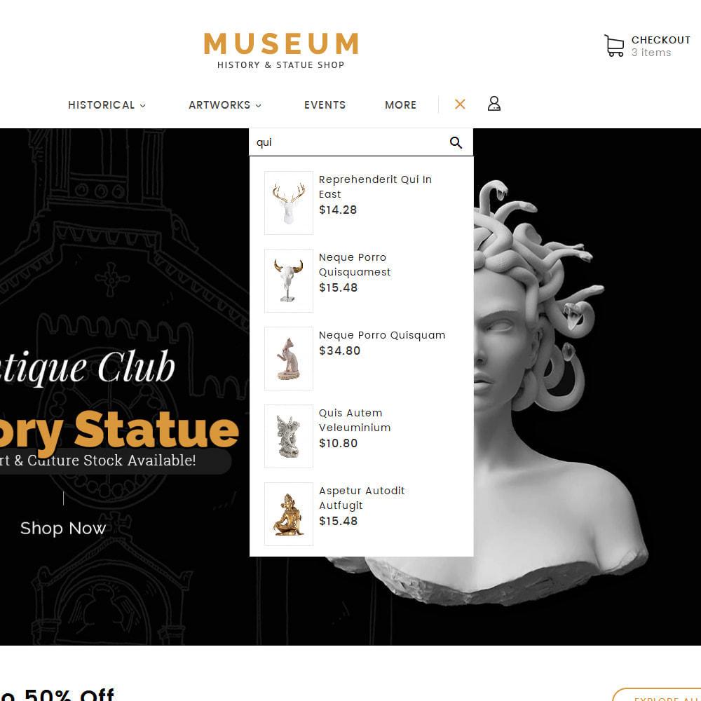 theme - Art & Culture - Museum & Antique Statue - 10