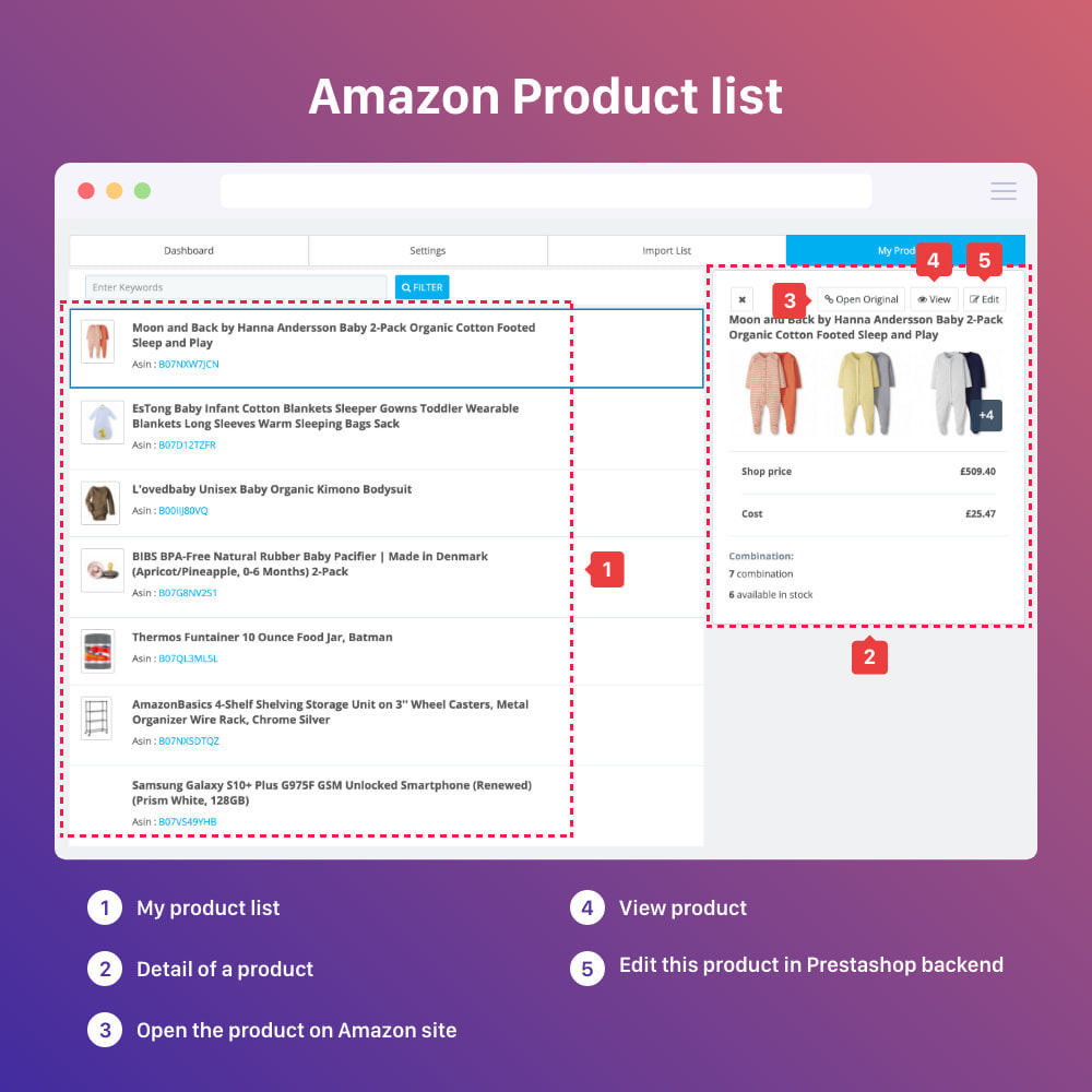 module - Dropshipping - Amazon Dropshipping - 7