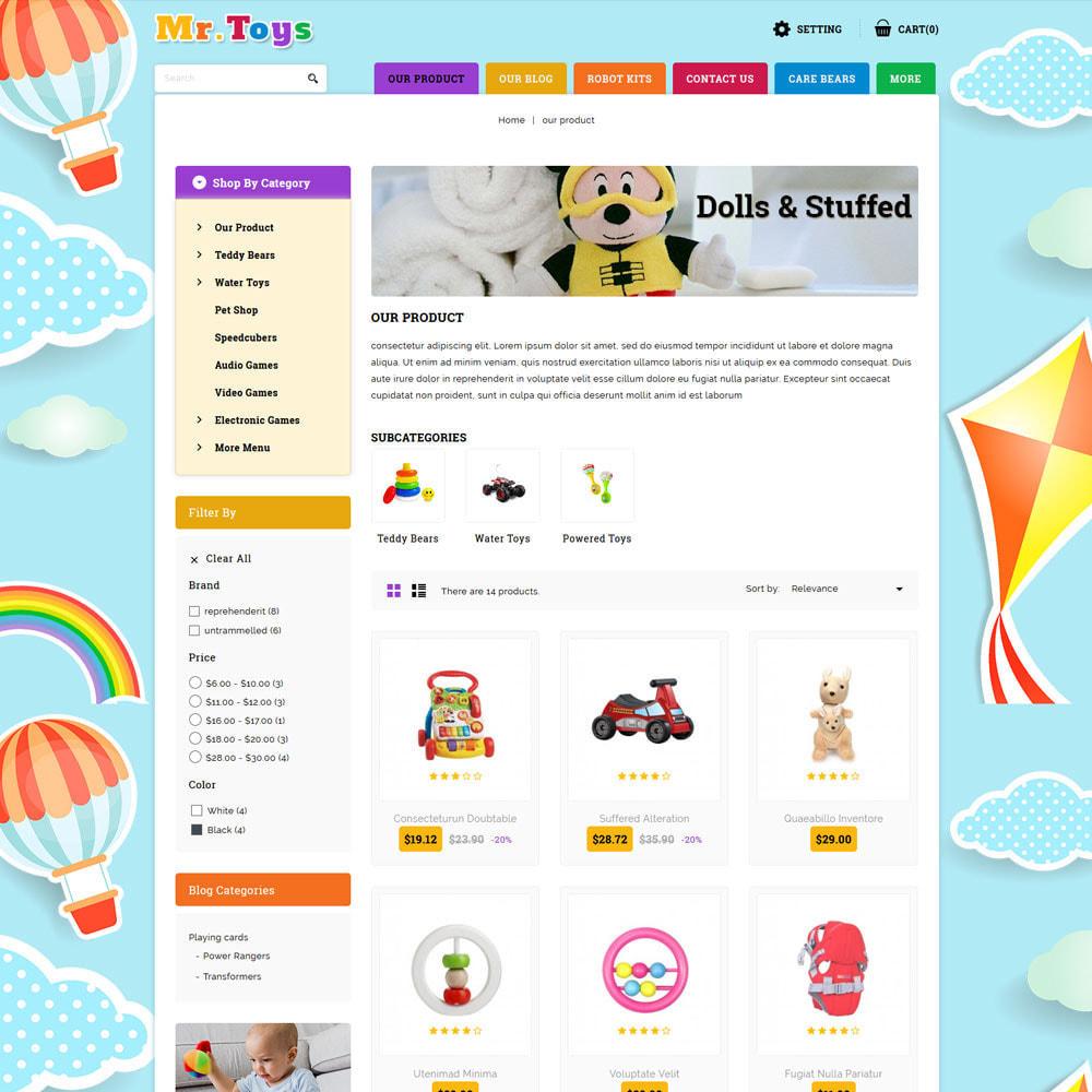 theme - Enfants & Jouets - Mr Toys - Le magasin de jouets - 4