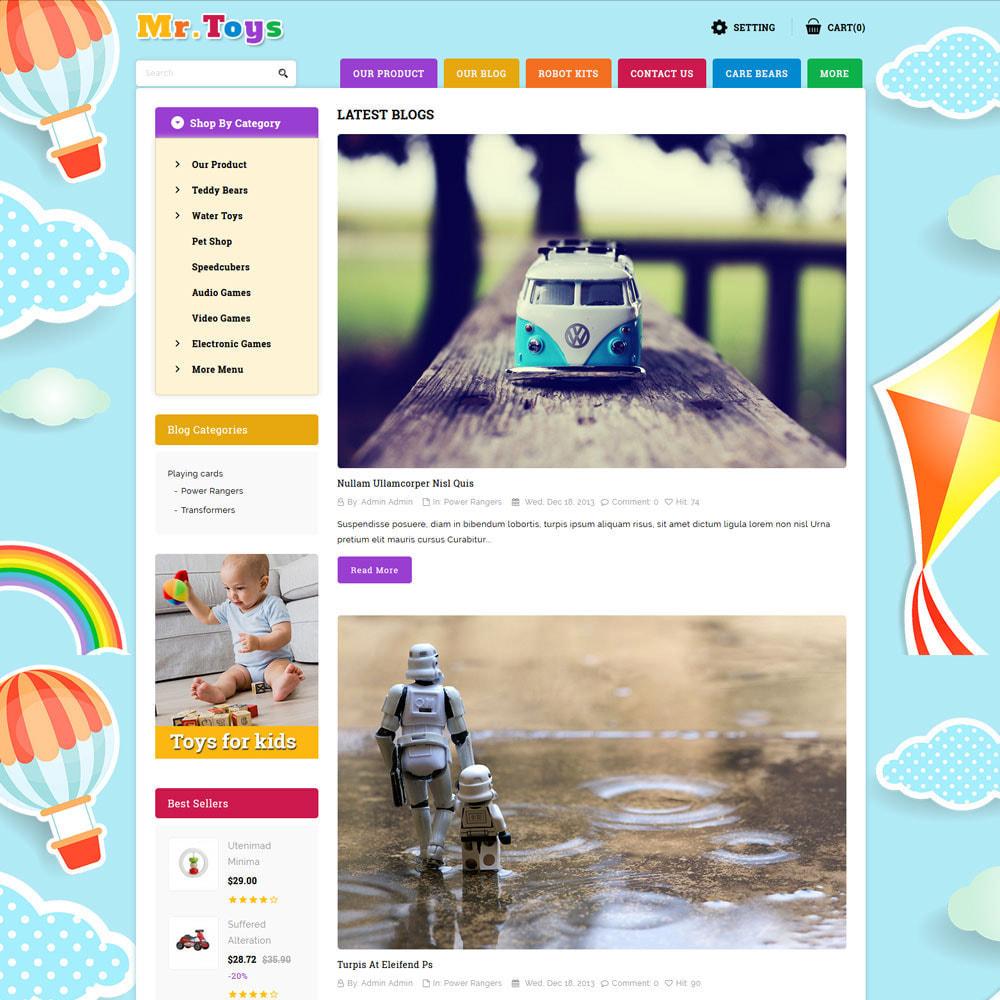 theme - Enfants & Jouets - Mr Toys - Le magasin de jouets - 7