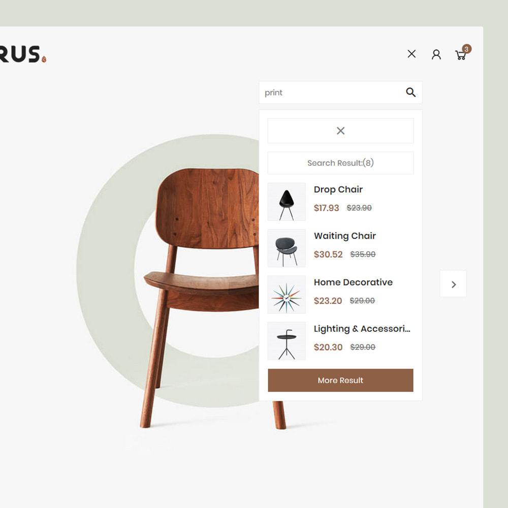 theme - Hogar y Jardín - Digital Furniture- Cedrus Furniture Store - 8