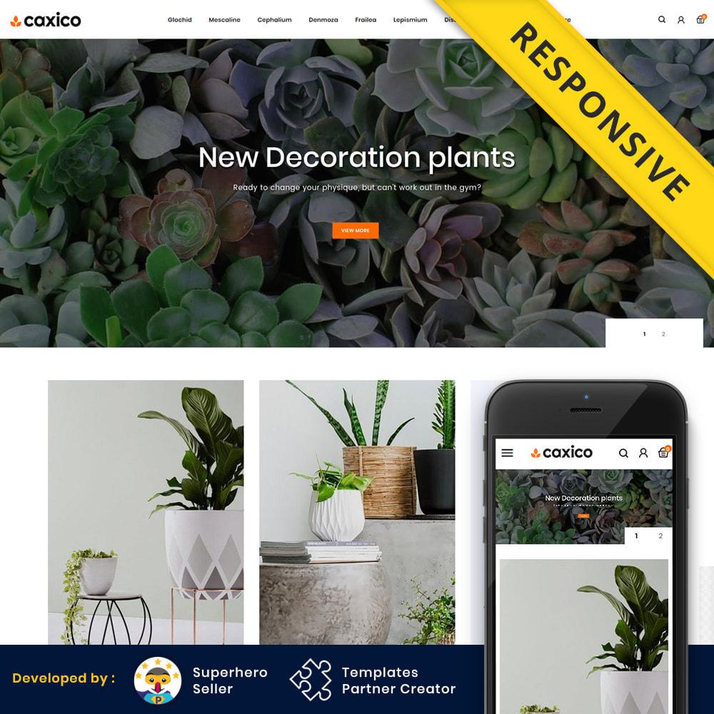 theme - Home & Garden - Caxico - Plant Store - 1