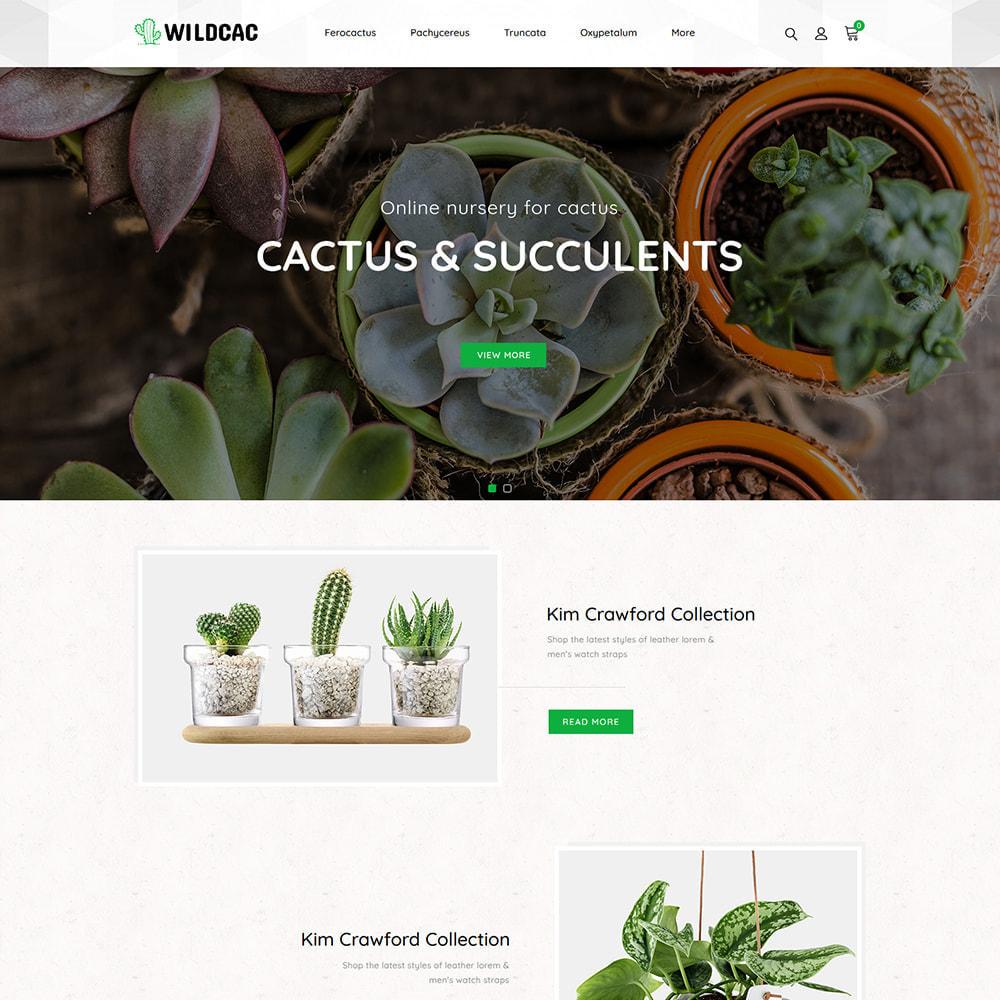 theme - Home & Garden - Wildcac - Gardening Store - 2