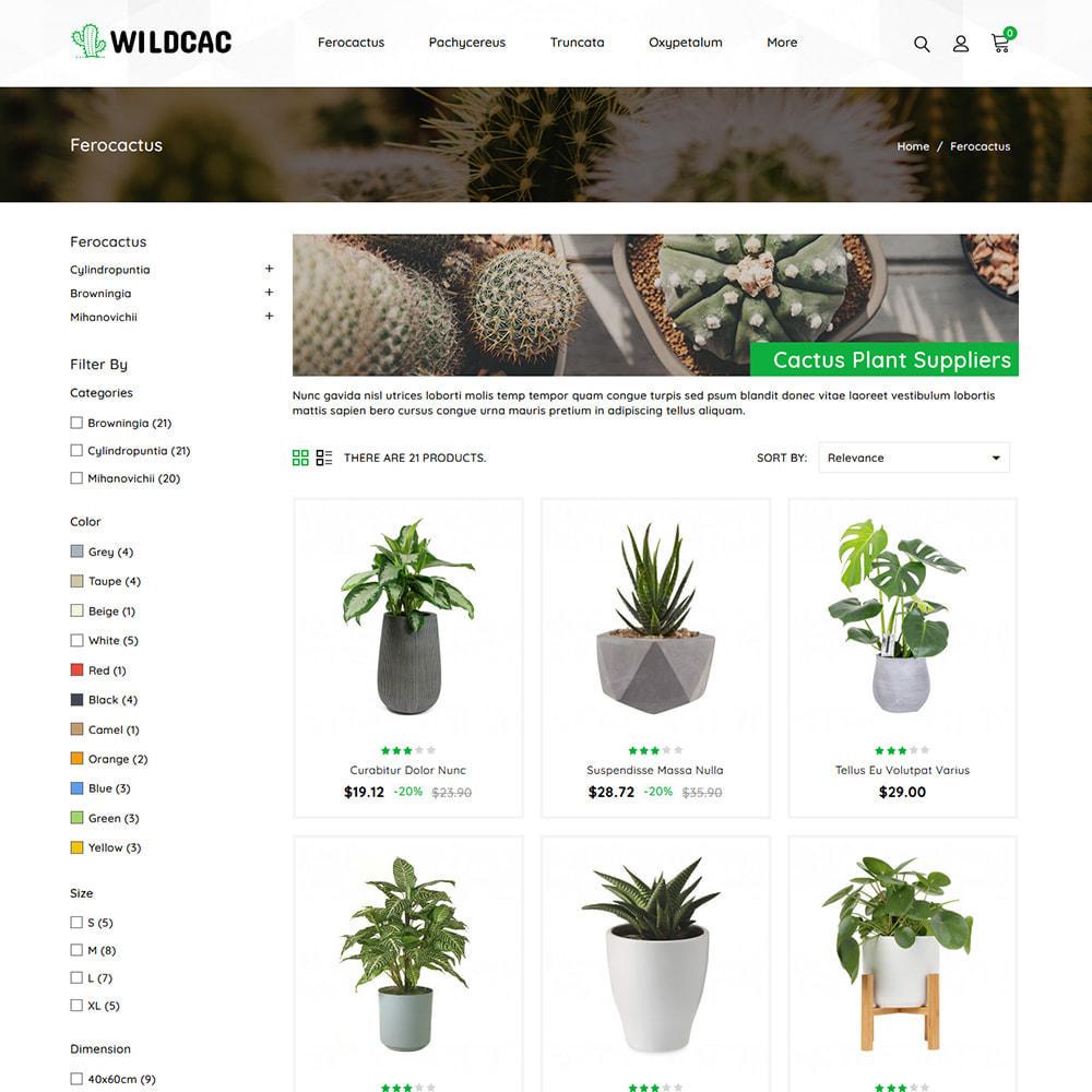 theme - Home & Garden - Wildcac - Gardening Store - 3