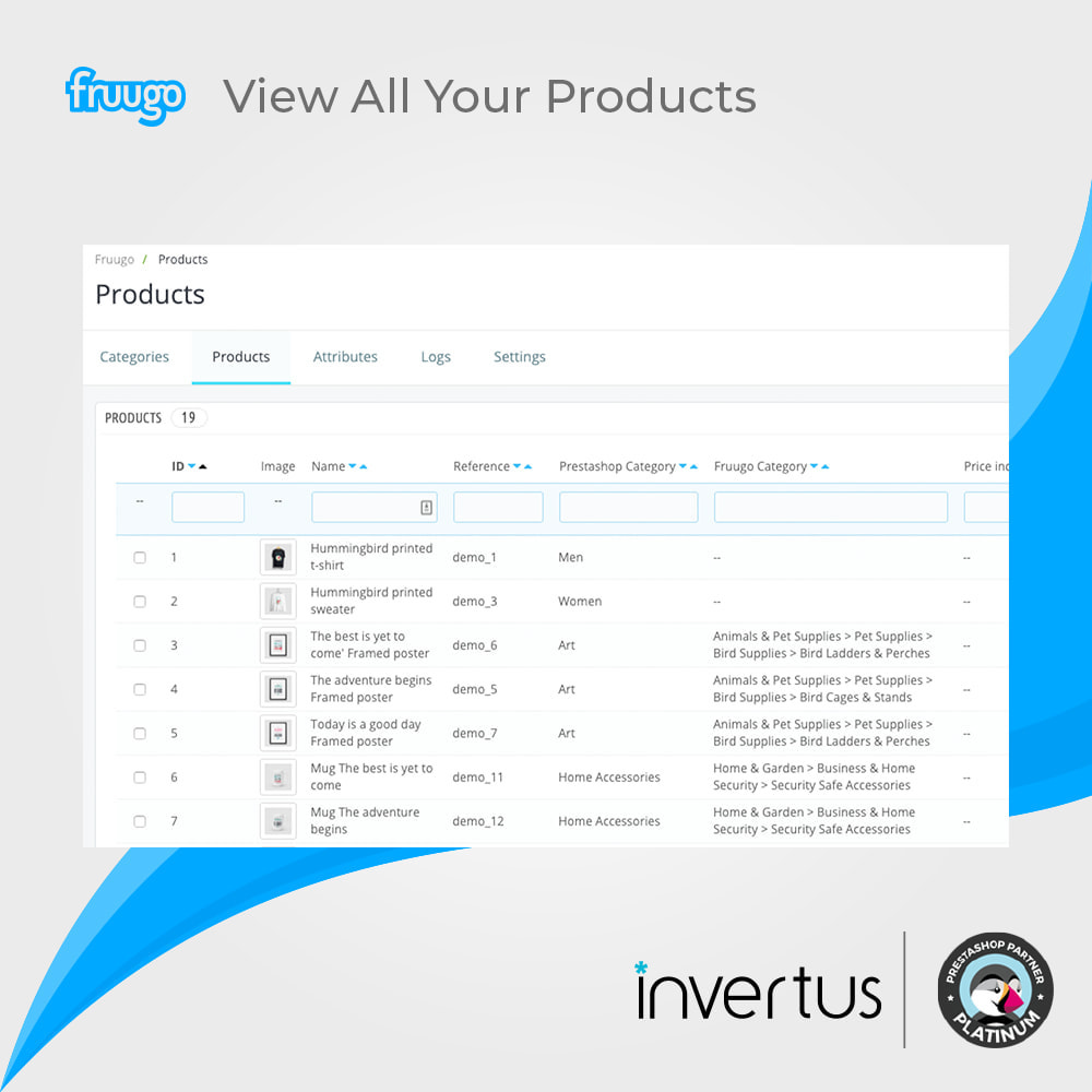 module - Marketplaces - Fruugo - 5