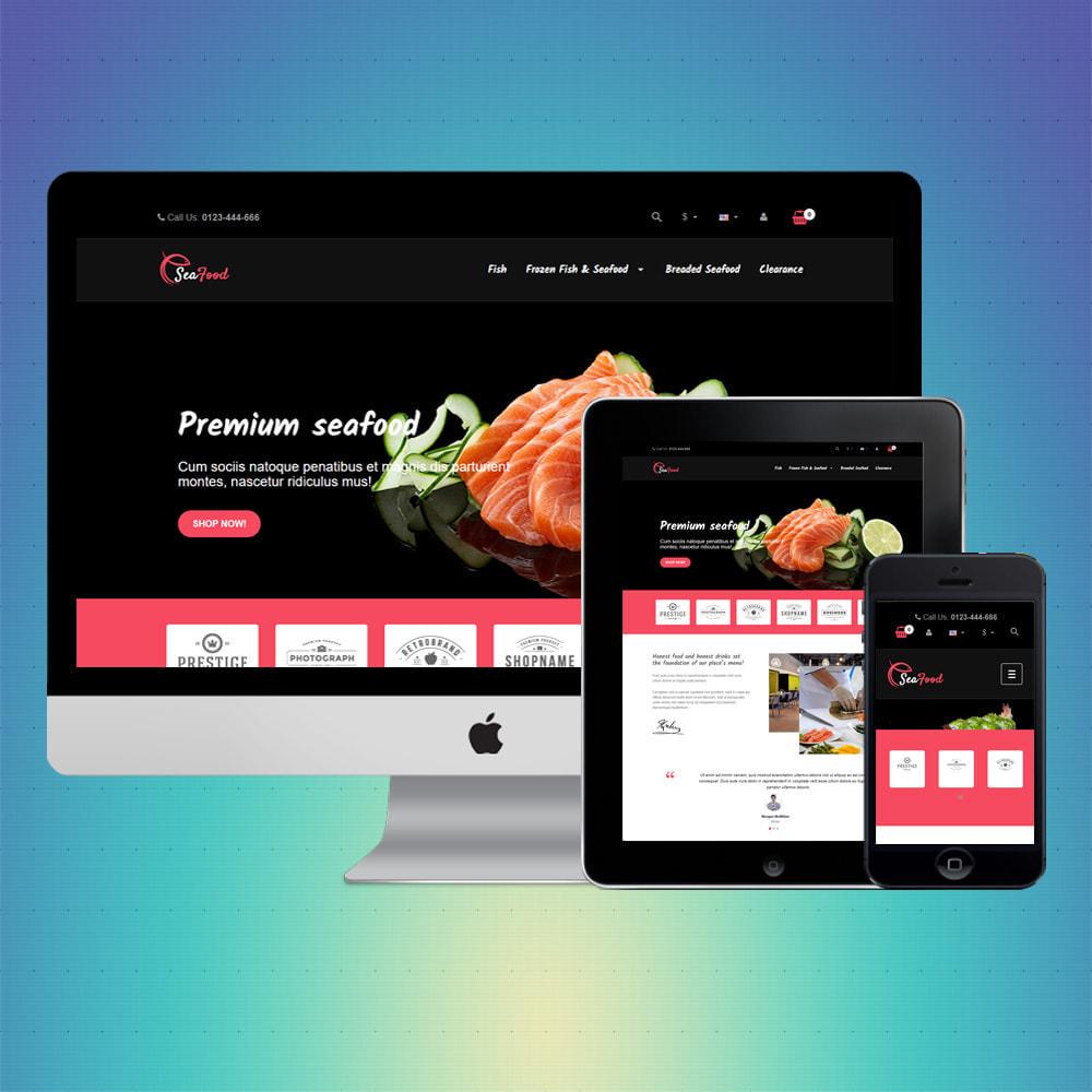theme - Food & Restaurant - VP_SeaFood - 1