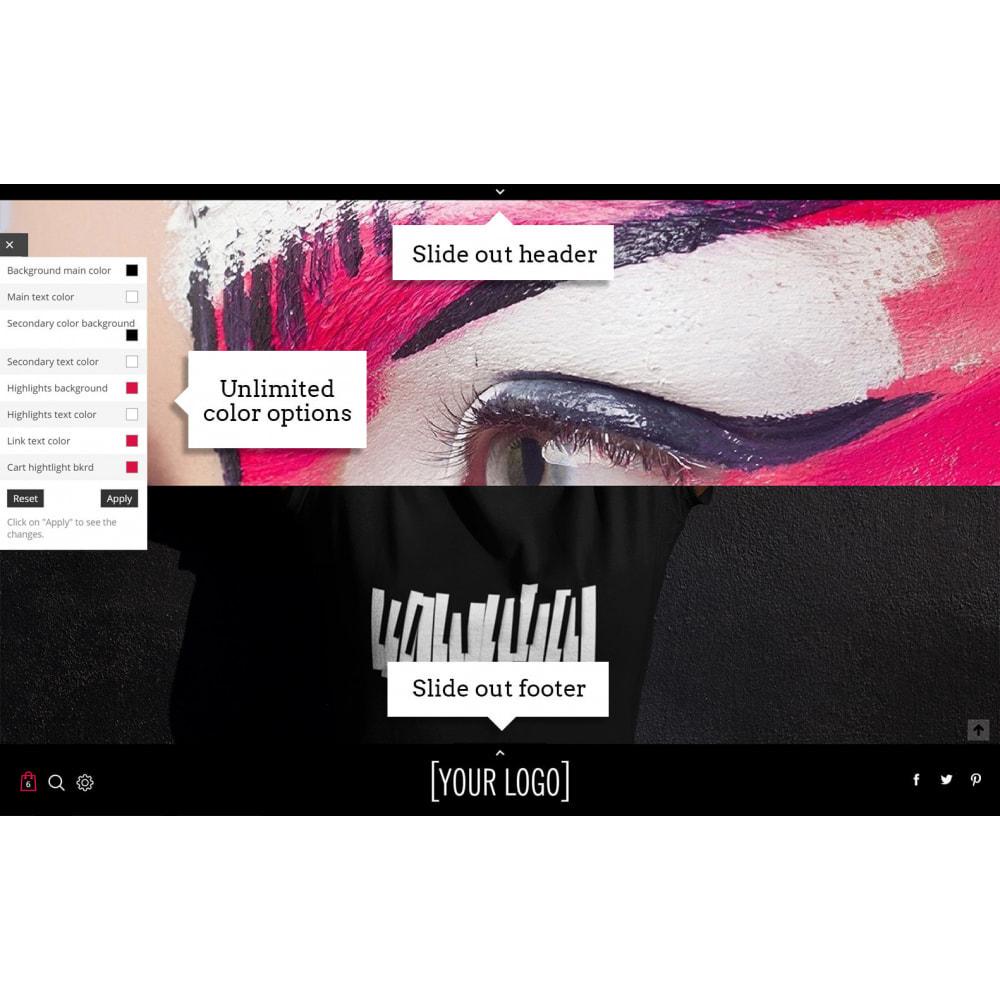 theme - Salud y Belleza - Swank Parallax Modern - 3