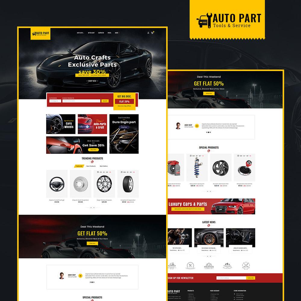 theme - Coches y Motos - Auto Parts - Tools & Service - 2