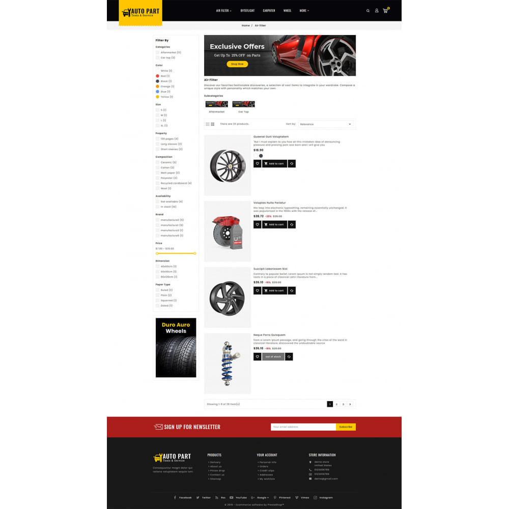 theme - Coches y Motos - Auto Parts - Tools & Service - 4