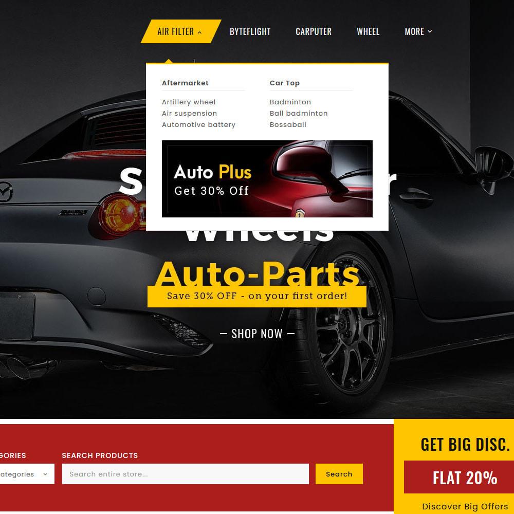 theme - Coches y Motos - Auto Parts - Tools & Service - 9