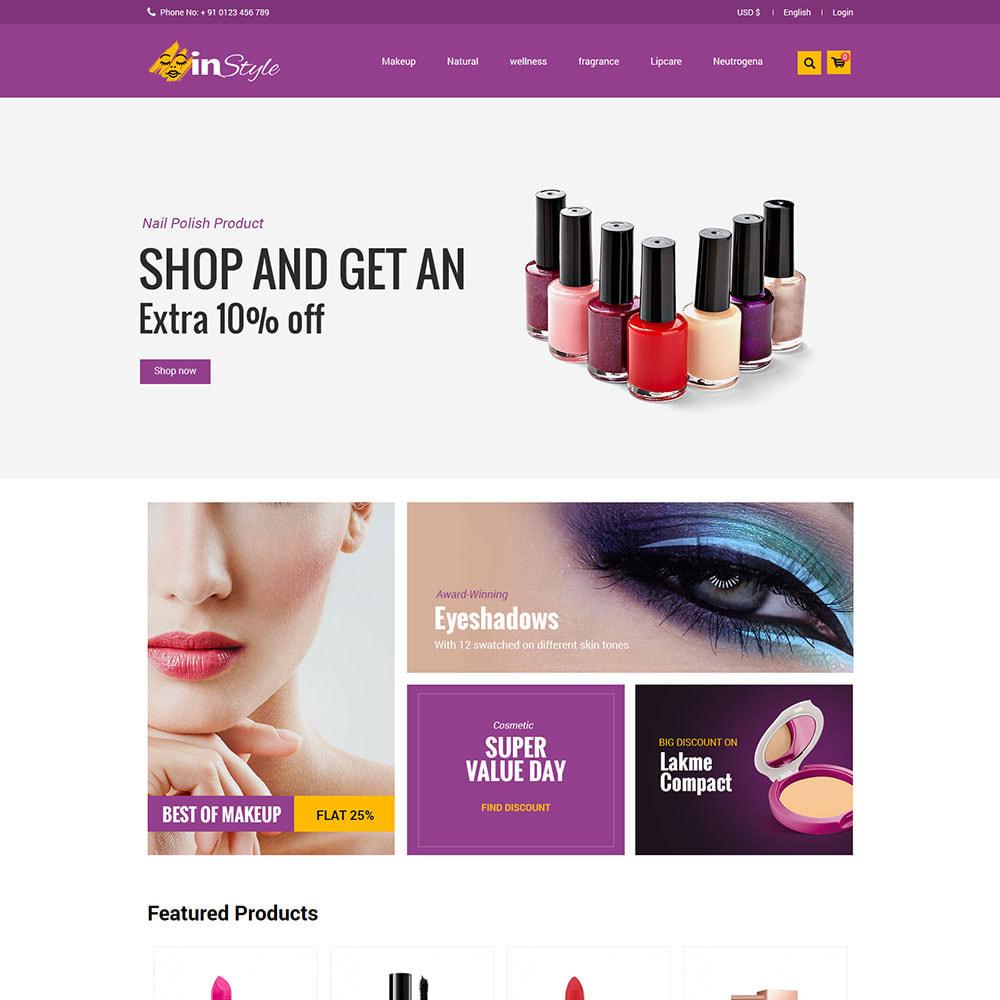 theme - Fashion & Shoes - Style - Fashion Clothes Apparels  Store - 2