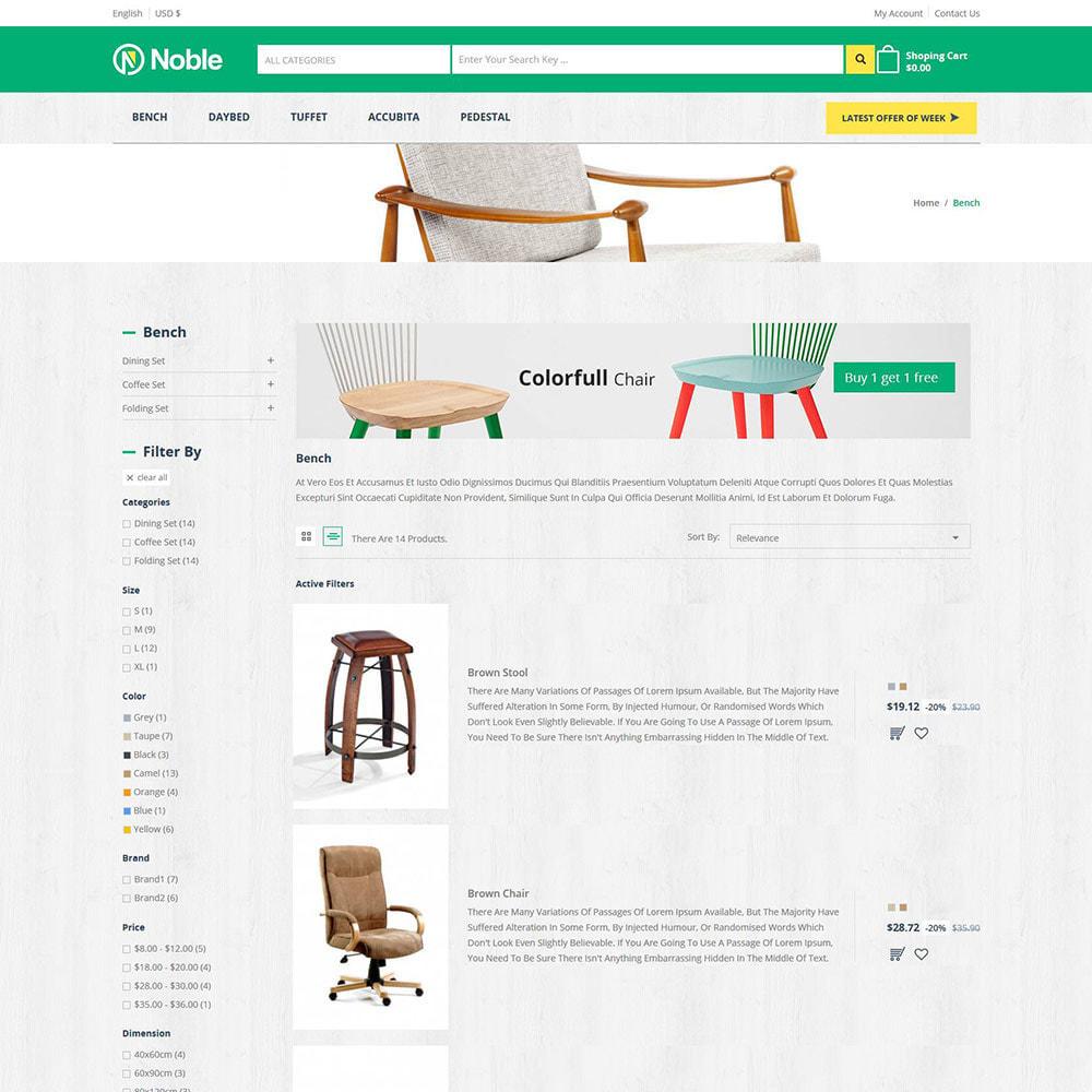theme - Home & Garden - Interior Furniture  - Home Garden Megamart Store - 4