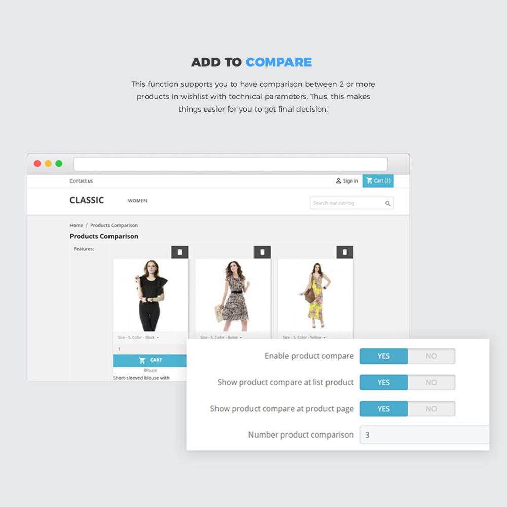 module - Combinaciones y Personalización de productos - Leo Feature Multipurpose - 6