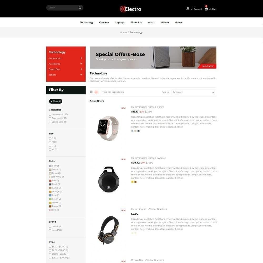 theme - Electronique & High Tech - Mobile Drone - Electronics Digital Store - 4
