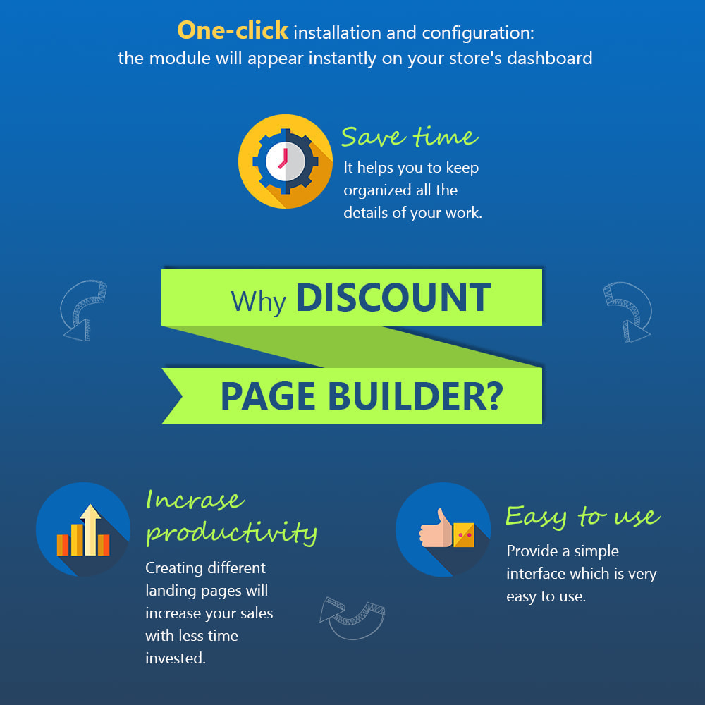 module - Page Customization - Discount Page Builder - 2