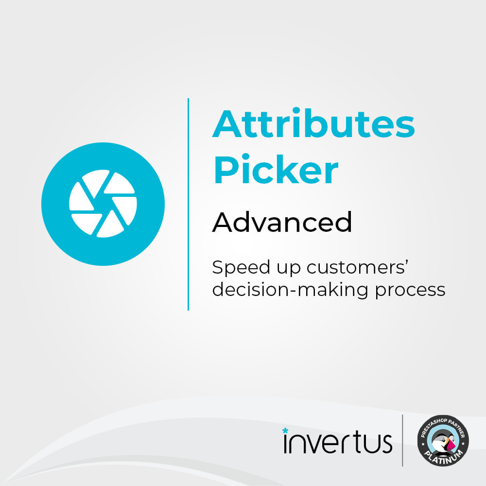 module - Combinaciones y Personalización de productos - Attributes Picker Advanced - 1