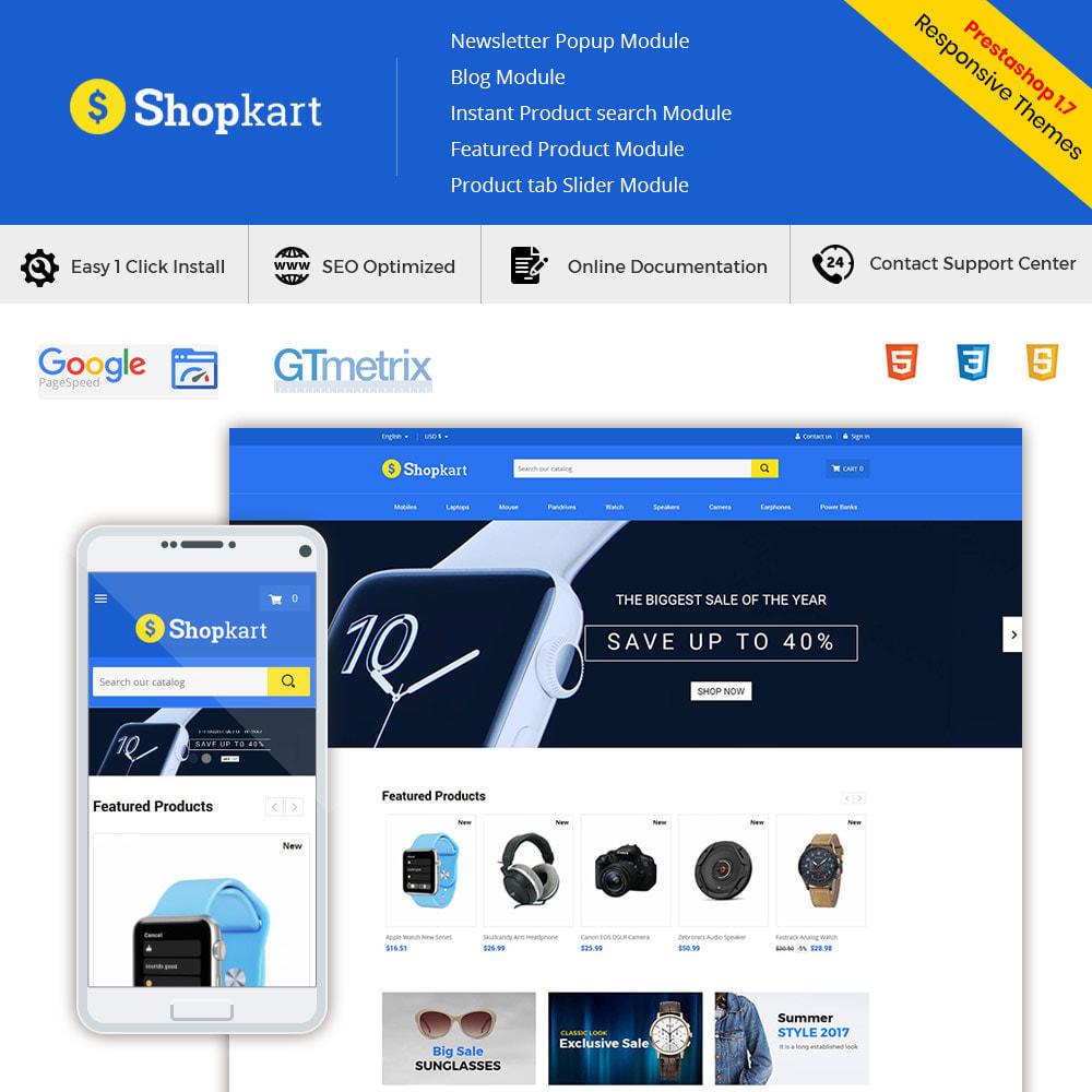 theme - Elettronica & High Tech - Shopkart Electronics - Negozio mobile digitale - 2