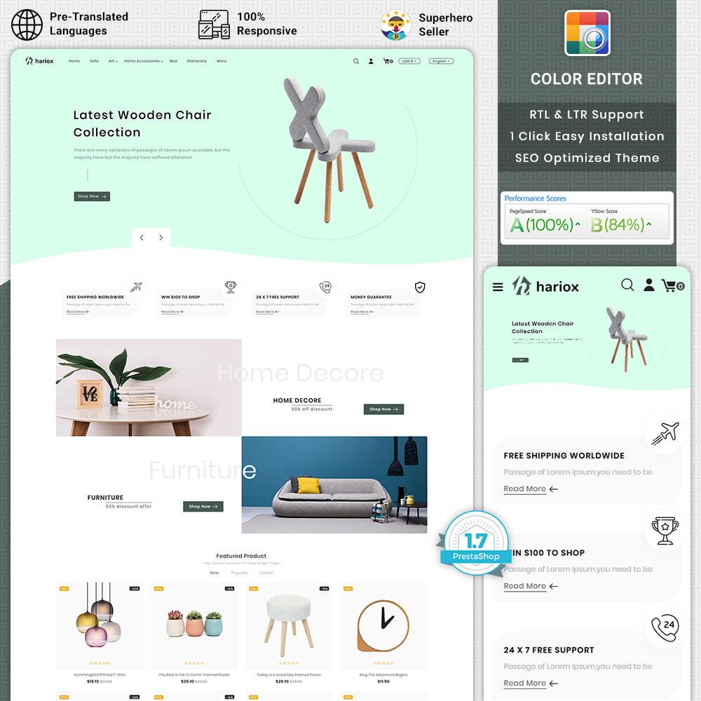 theme - Maison & Jardin - Hariox - The Best Furniture Store - 1