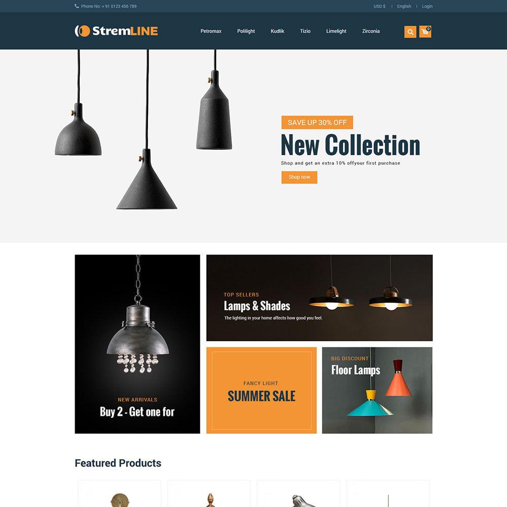theme - Искусство и Культура - Light LED - Магазин аксессуаров для декора - 3