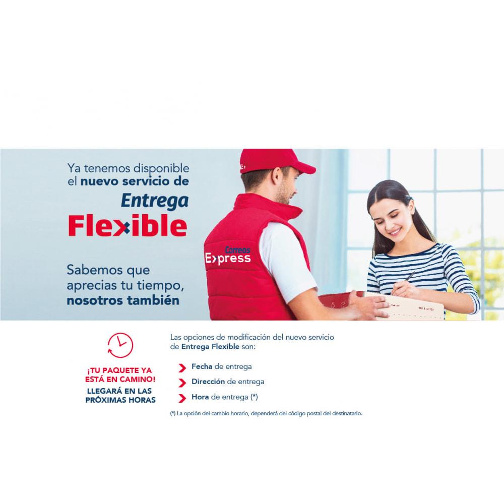 module - Fecha de entrega - Correos Express- Paquetería Urgente para tu Ecommerce. - 4