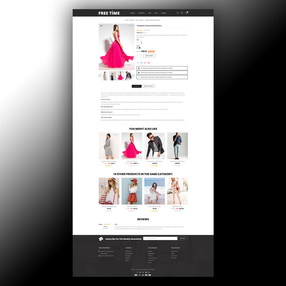 theme - Moda y Calzado - Freetime - Fashion Store - 6