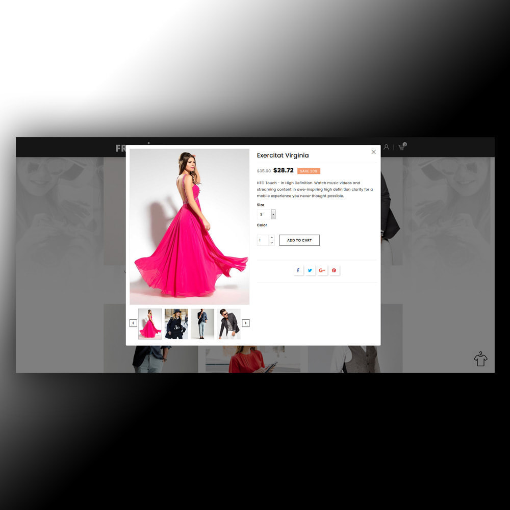 theme - Moda y Calzado - Freetime - Fashion Store - 9
