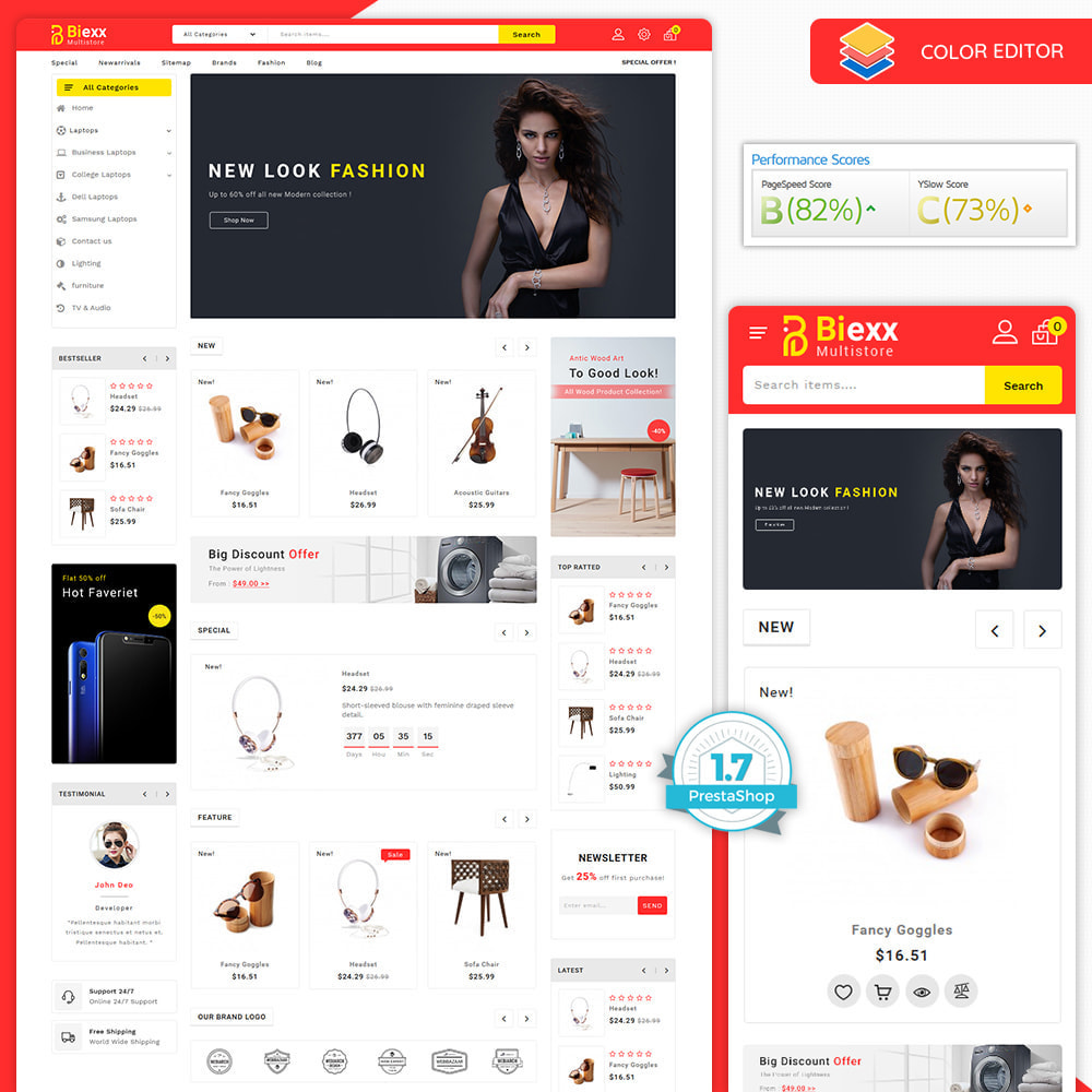 theme - Electronics & Computers - Biexx - The Best Mutistore Store - 1