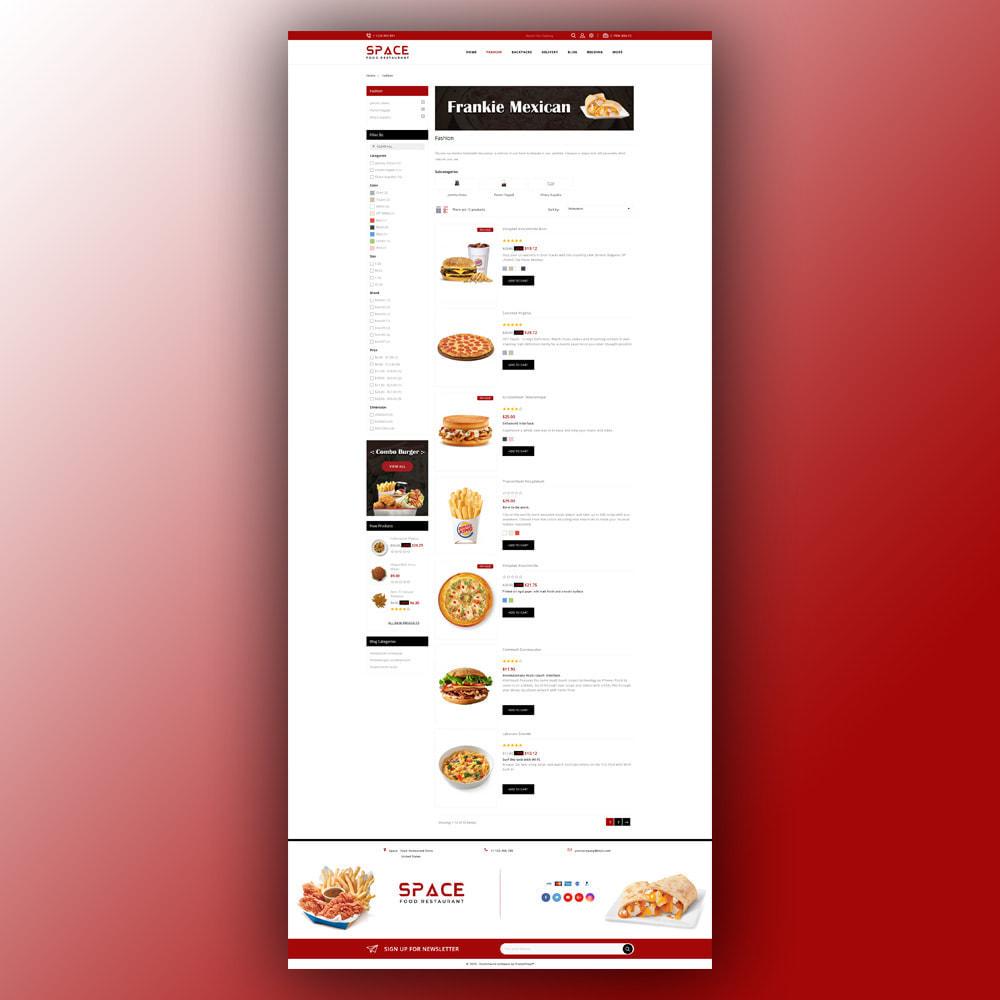 theme - Eten & Restaurant - Space - Food Restaurant - 5