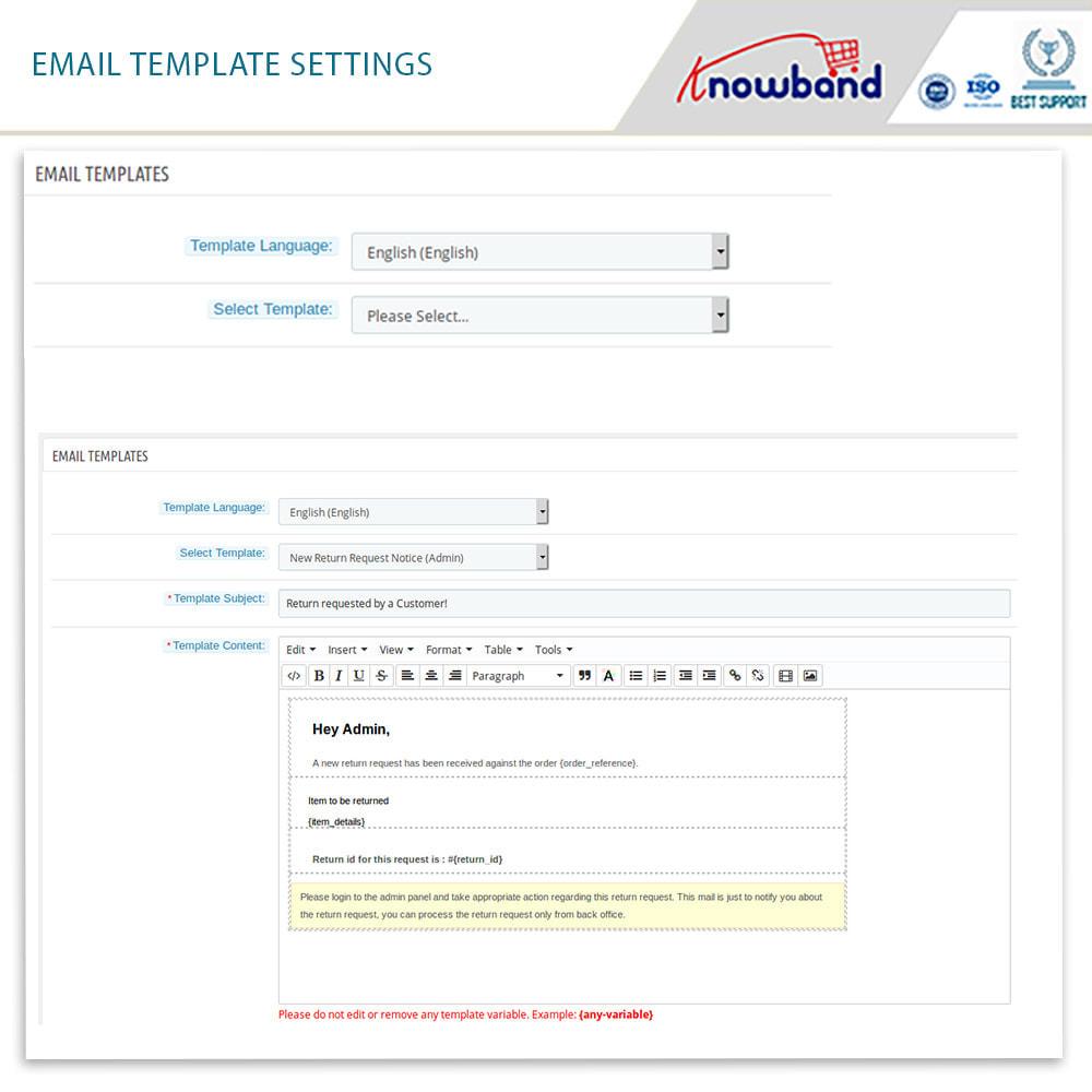 module - Klantenservice - Knowband - Order Return Manager(Return Slip & Barcode) - 17