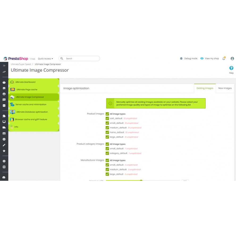 module - Website Performance - Ultimate Super Speed - GTmetrix - 2