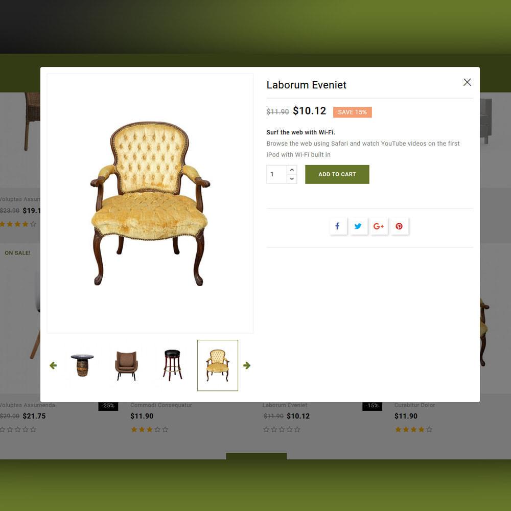 theme - Casa & Giardino - Furistyle - Furniture Store - 9