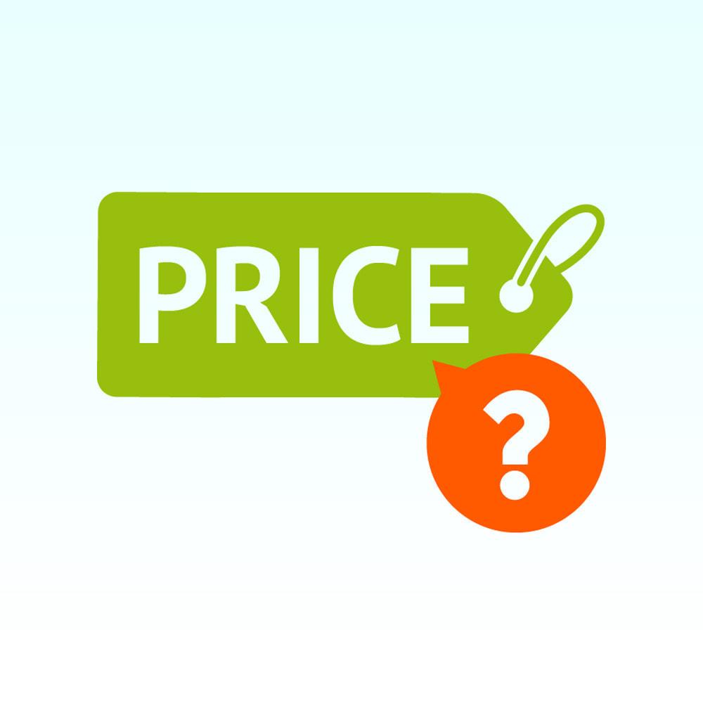 module - Zarządzanie cenami - Zapytaj o cenę - 1